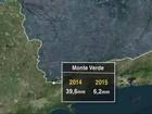 Inmet registra aumento de chuvas nas cidades do Sul de Minas
