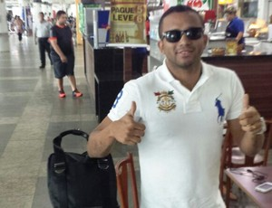 Rogerinho - Paysandu (Foto: GloboEsporte.com)