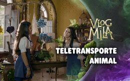 Teletransporte animal
