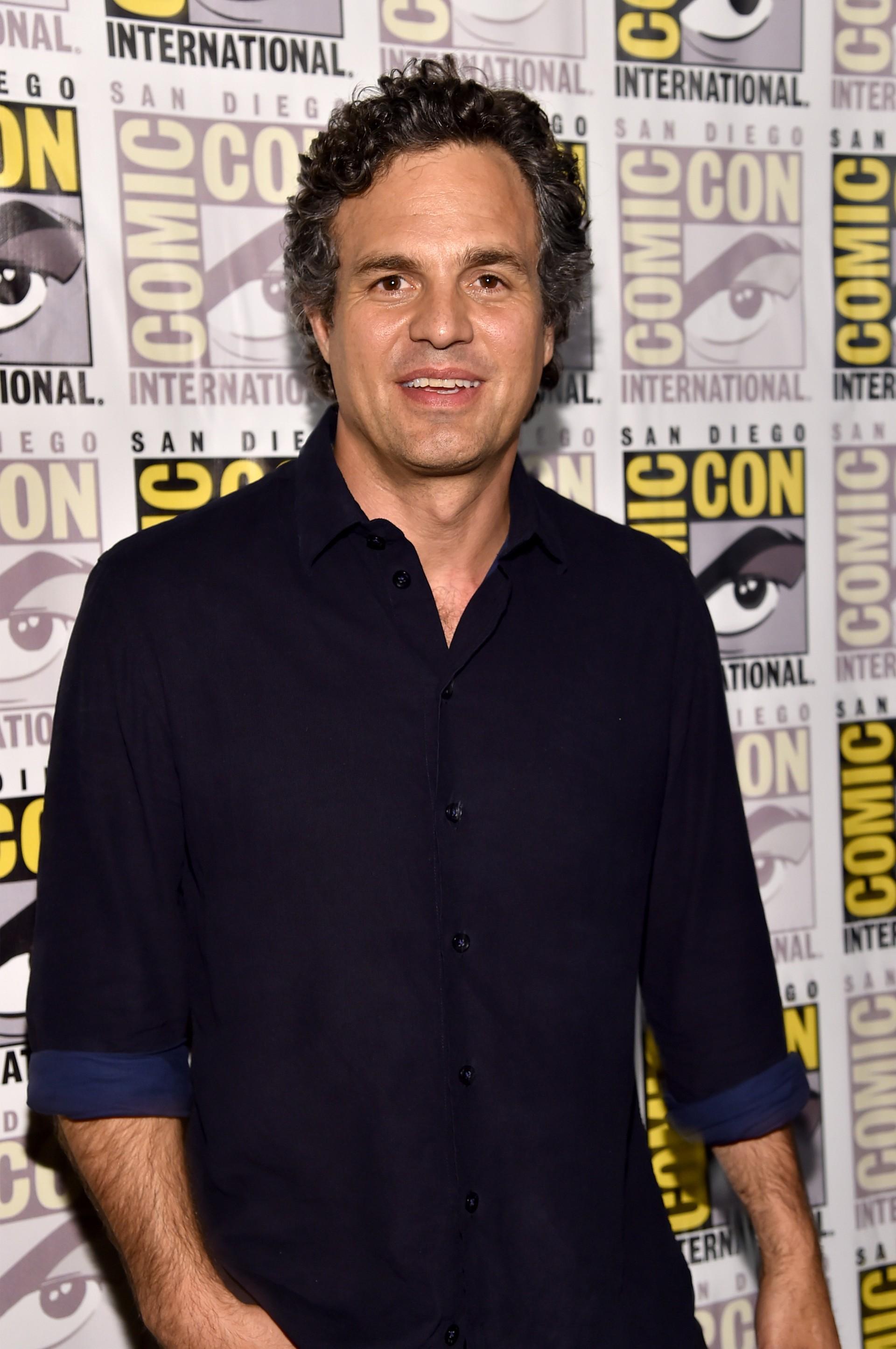 O ator de comédias românticas como 'De Repente 30' (2004) e 'E Se Fosse Verdade...' (2005) e atualmente como Hulk na franquia de 'Os Vingadores' removeu um tumor cerebral benigno em 2002. (Foto: Getty Images)