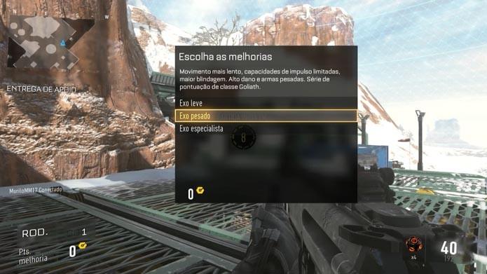 Call of Duty: Advanced Warfare: dicas para mandar bem no modo Exo Survival (Foto: Reprodução/Murilo Molina)