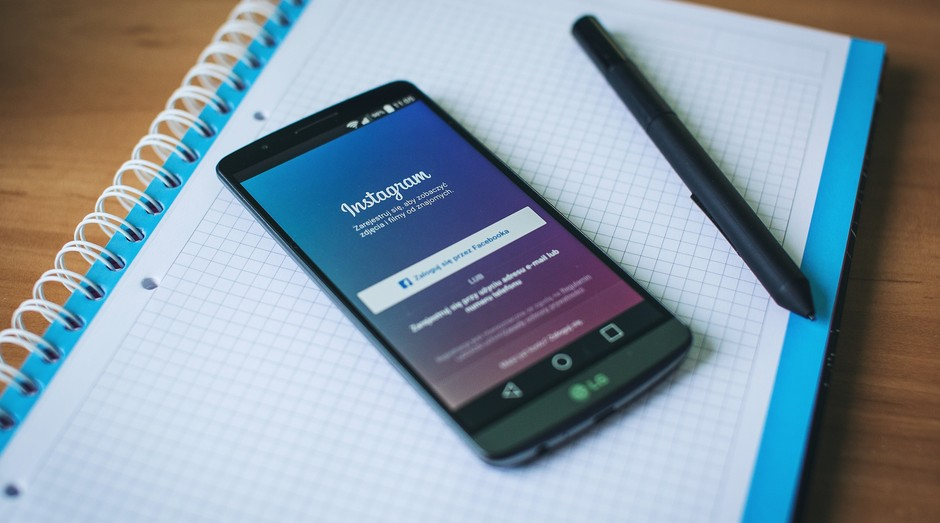 Instagram, rede social, planejamento, marketing digital (Foto: Pexels)