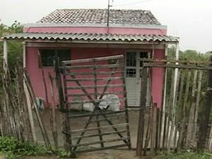 Crime aconteceu na zona rural de Caruaru (Foto: Reprodução / TV Globo)