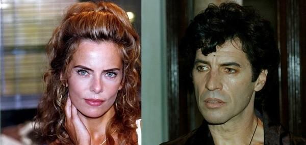 Bruna Lombardi e Paulo Betti eram os protagonistas da trama exibida em 1996, que volta ao ar no dia 18 (Foto: Reprodução/ Tv Globo)