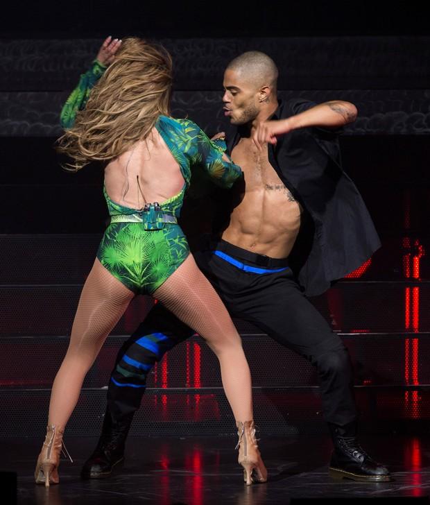 Jennifer Lopez (Foto: Splash News/AKM-GSI / AKM-GSI )