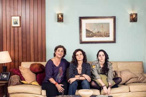 Elenco de '3 Teresas' (Foto: Jorge Bispo / divulgação)