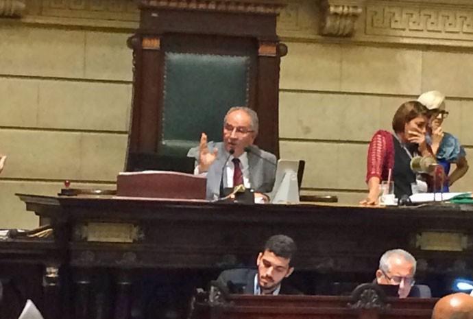 Jorge Felippe, presidente da Câmara, será alvo de pedido de afastamento do cargo
