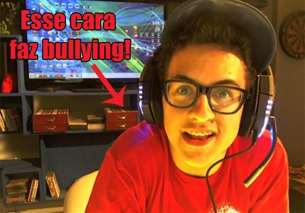 Orelha bully boy (Foto: TV globo/Malhação)
