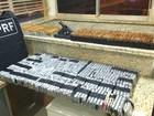 Homem é preso com mais de 12 mil cápsulas de munição no oeste do PR