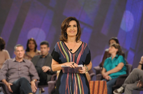 Encontro com Fátima Bernardes (Foto: TV GLOBO/ João Cotta)