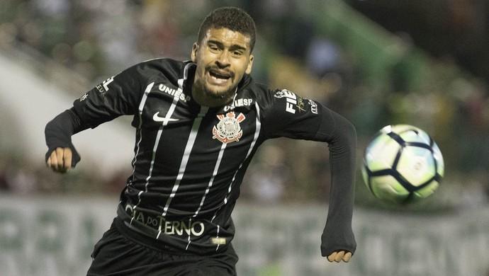 Léo Santos Corinthians (Foto: Daniel Augusto Jr. / Agência Corinthians)