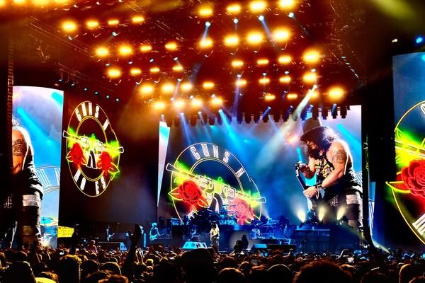 Guns N Roses (Foto: Getty Images)