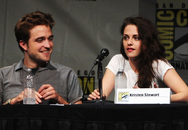 Robert Pattinson e Kristen Stewart (Foto: Getty Images)