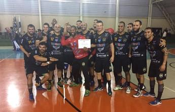 Taubaté vence Ribeirão Preto e chega à liderança no Paulistão de Handebol