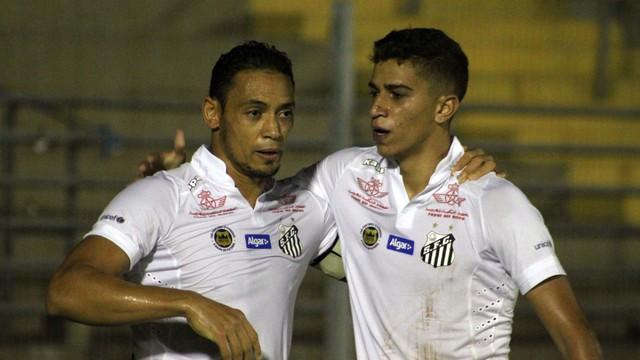 Capivariano x Santos - Campeonato Paulista 2016 - globoesporte.com 83aef0d180a1e