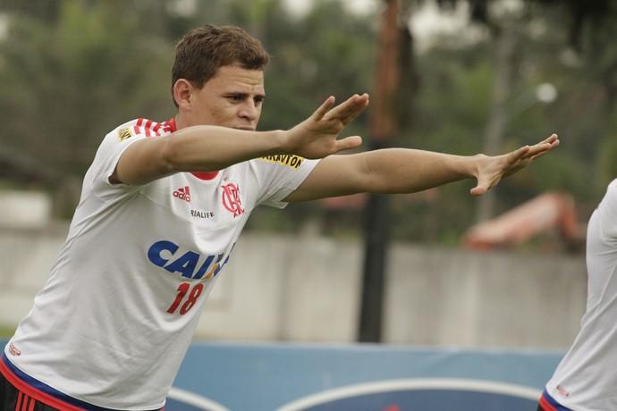 Jonas Flamengo (Foto: Gilvan de Souza / Flamengo)