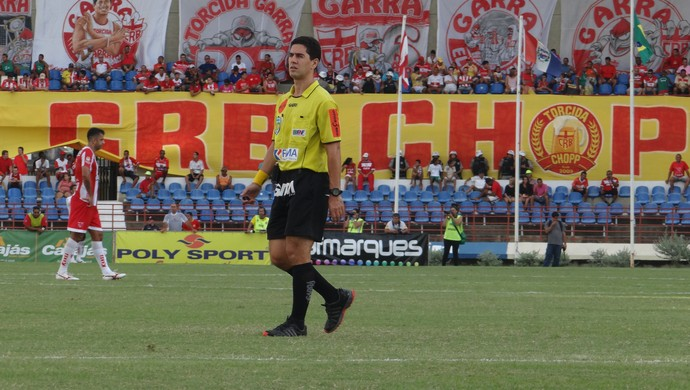José Ricardo Laranjeira (Foto: Denison Roma / GloboEsporte.com)