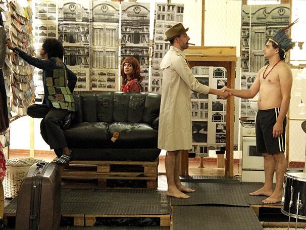 Espetáculo foi vencedor do Prêmio Shell de Teatro na categoria especial pela pesquisa e criação (Foto: Divulgação)