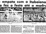 Após 31 anos, Sergipe e Itabaiana se reencontram em nova final estadual