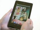 Tablet Nexus 7, do Google, esgota na versão com 16 GB