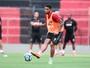 Daniel Paulista define Sport misto, mas com André; Rodrigo fica à disposição