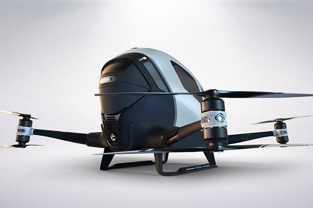 Drone autônomo EHang 184 (Foto: Divulgação)