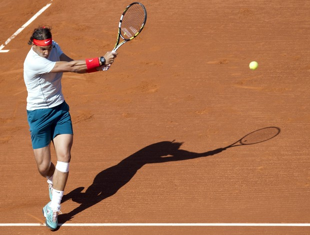 Rafael Nadal segunda rodada ATP de Barcelona (Foto: EFE)