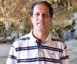'Turismo ecológico vai alacancar a economia da cidde', diz Marcos Menezes. (Foto: Fredson Navarro / G1)