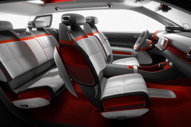 Citroën C-Aircross Concept (Foto: Divulgação)