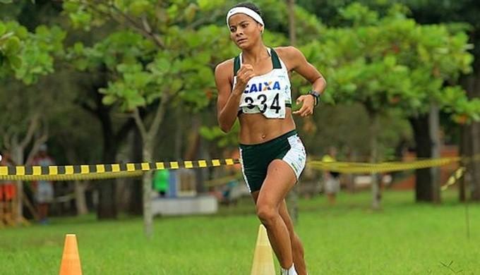 Tatiele confirma favoritismo e vence prova no Troféu Brasil de Atletismo (Foto: Wagner Carmo/CBAt)