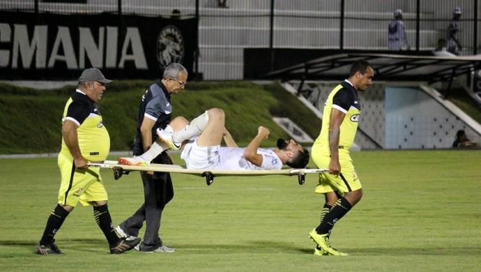 ABC - Nando, atacante (Foto: Andrei Torres/ABC FC)