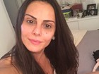 Viviane Araújo muda o visual: 'Adotei a morenice'