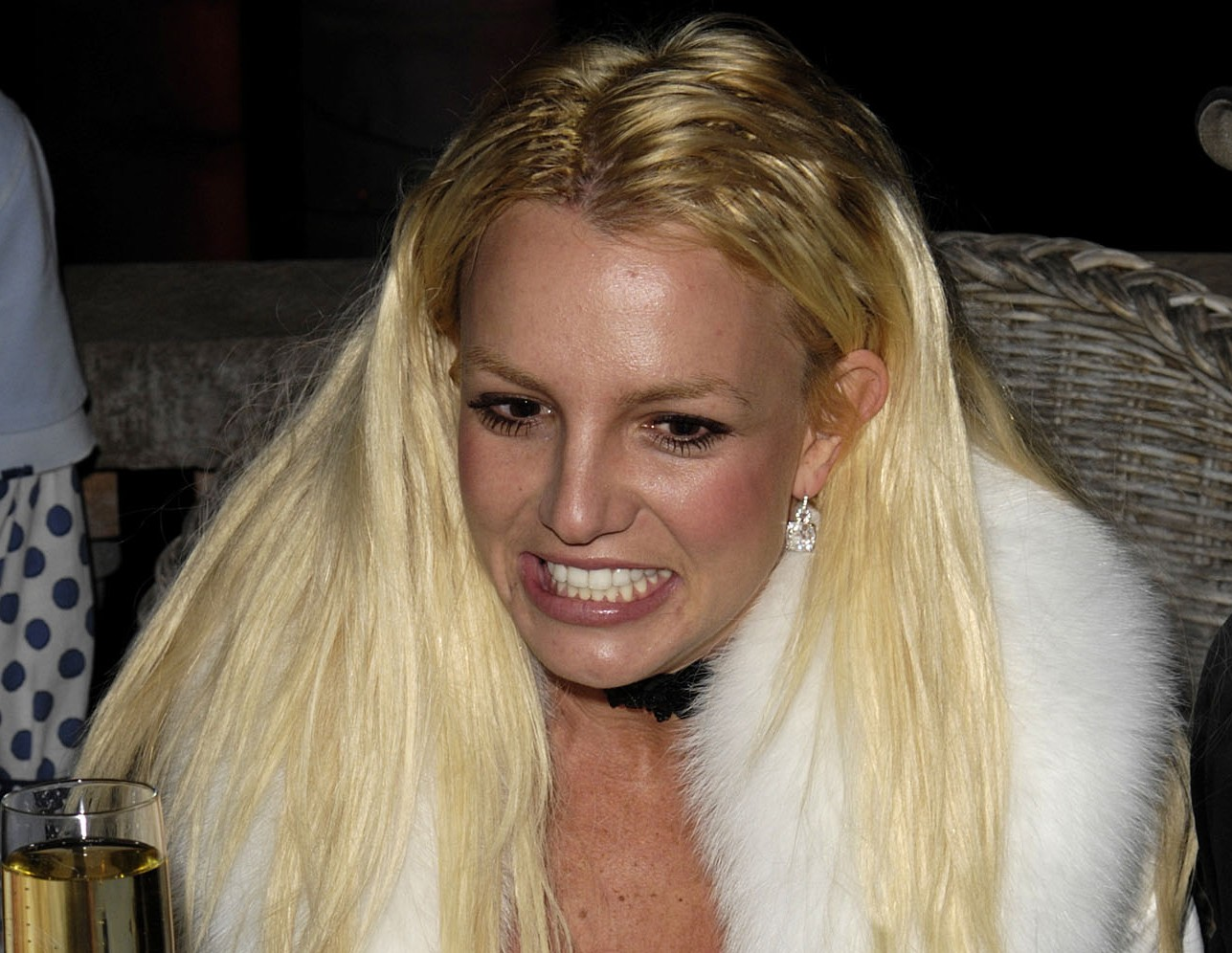 Britney Spears em 2007 (Foto: Getty Images)