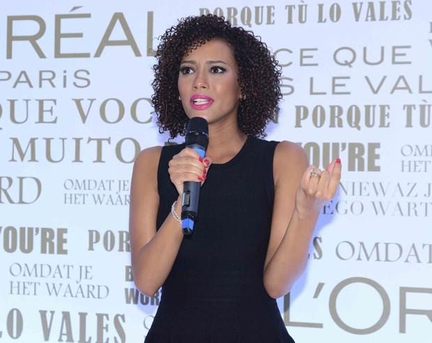 Taís Araújo (Foto: Léo Franco/AgNews)