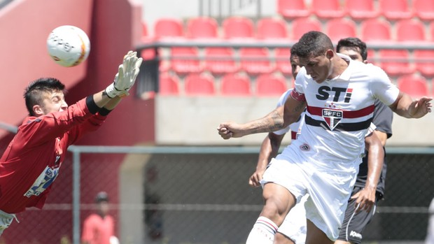São Paulo sub-20 (Foto: Miguel Schincariol / saopaulofc.net)