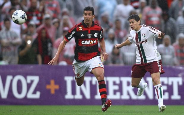 Conca Flamengo x Fluminense (Foto: Matheus Andrade / Photocâmera)