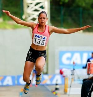 Lissandra Maysa Campos, Atletismo Mato Grosso (Foto: Wagner Carmo/CBAt)