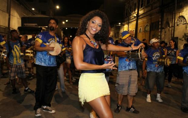 Juliana Alves (Foto: Henrique Oliveira/ Foto Rio News)