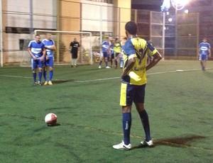 Saga vence Welcon e leva a taça do Desafio de Futebol 7 Society  (Foto: Diogo Nolasco/Divulgação)