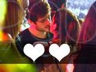Fãs de Bruna Marquezine e Maurício Destri festejam beijo no Rock in Rio