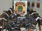 Mais de 9,6 mil armas entregues na Campanha do Desarmamento em PE