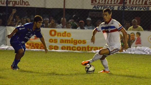 Itabaiana demonstrou superioridade no jogo (Foto: João Áquila/GLOBOESPORTE.COM)