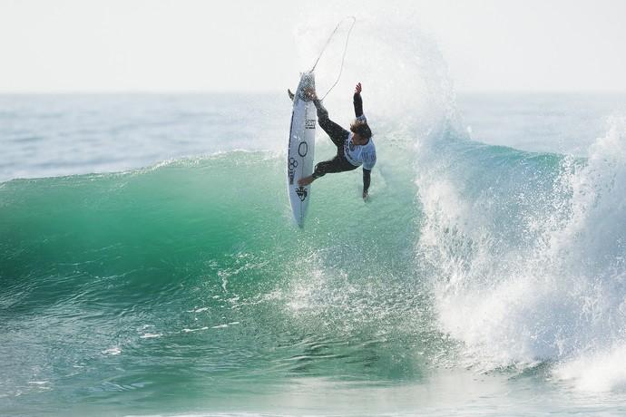 Dane Reynolds em ação na etapa de Jeffreys Bay pelo Mundial de Surfe 2015 (Foto: Divulgação / WSL)