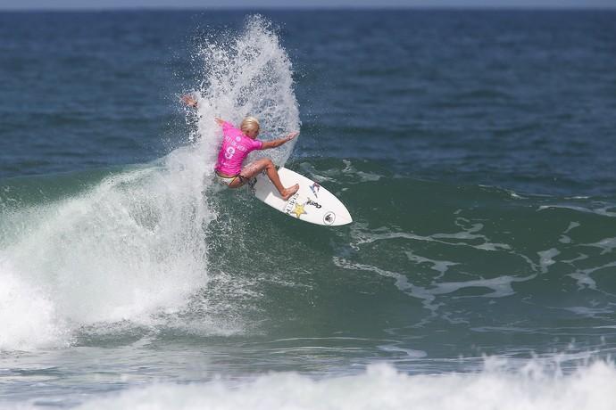 Tatiana Weston-Webb, Rio Pro (Foto: WSL / Smorigo)