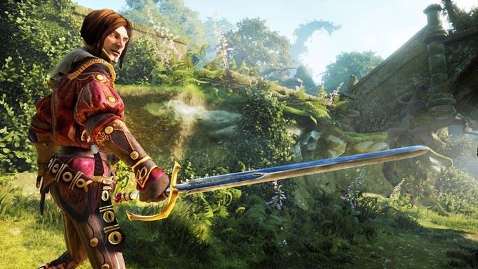 Fable Legends mostra gameplay em vídeo oficial (Foto: Divulgação)