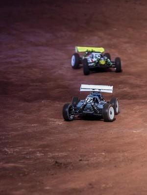 Após inauguração de pista, Valadares recebe a 3ª etapa do Mineiro de Automodelismo Off-Road. (Foto: Divulgação/AMARC)