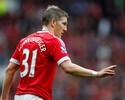 """Podolski critica relação de Mourinho com Schweinsteiger: """"Lamentável"""""""