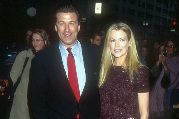 Alec Baldwin e Kim Basinger (Foto: Getty Images)