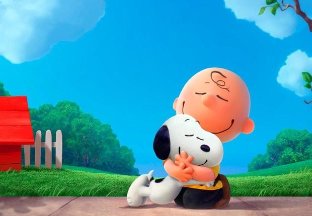 Os personagens Charlie Brown e Snoopy foram criados pelos cartunista Charles Schultz (Foto: Divulgação)