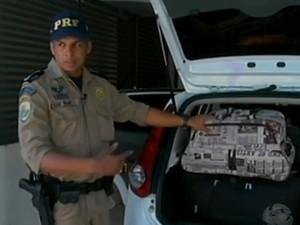 PRF dá dicas para motoristas que vão viajar de carro (Foto: Reprodução/ TV Grande Rio)